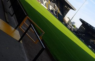 Meadow Lane Stadium Notts County